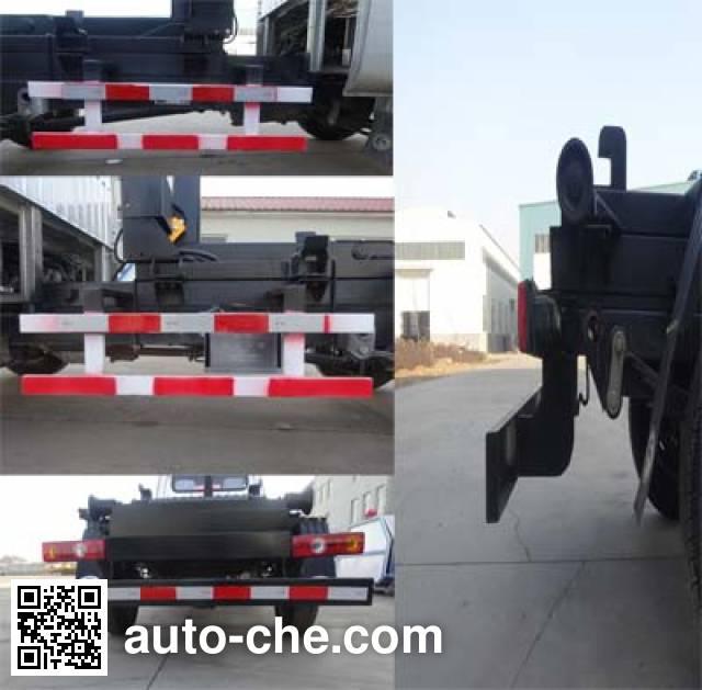 Yanshan BSQ5030ZXX detachable body garbage truck
