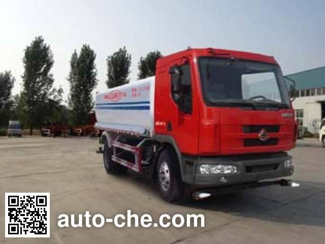 Yanshan BSQ5161GSS sprinkler machine (water tank truck)