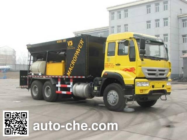 Yanshan BSQ5250TFC slurry seal coating truck