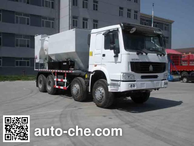 Yanshan BSQ5290TBH concrete production mixing truck