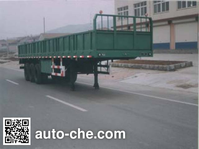 Yanshan BSQ9384 полуприцеп