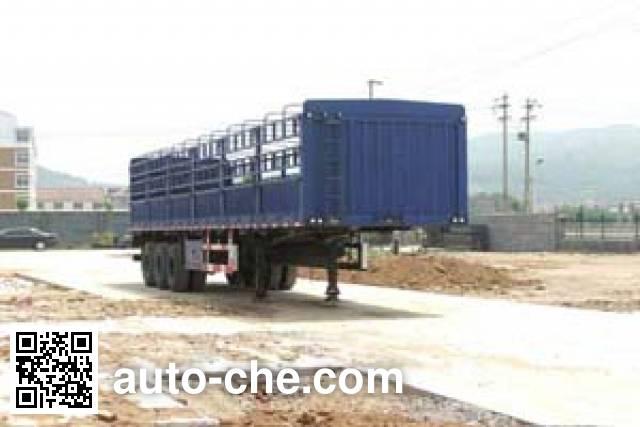 Yanshan BSQ9400CSX stake trailer