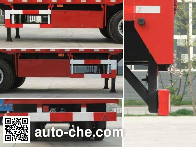 Yanshan BSQ9401CSX stake trailer