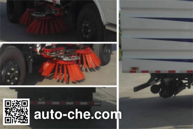 Bashente BST5080TSL5 street sweeper truck