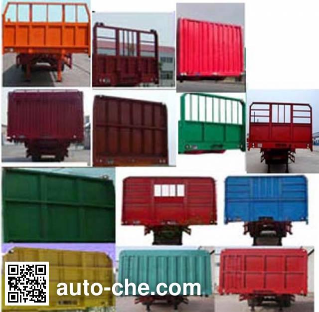 Bashente BST9400TPB flatbed trailer