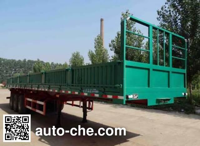 Bashente BST9400Z dump trailer