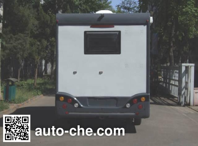 Sanxing (Beijing) BSX5043XLJ motorhome