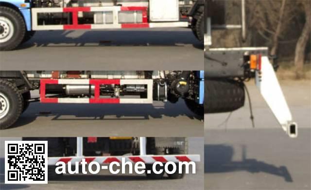 Sanxing (Beijing) BSX5163GYY-AB oil tank truck