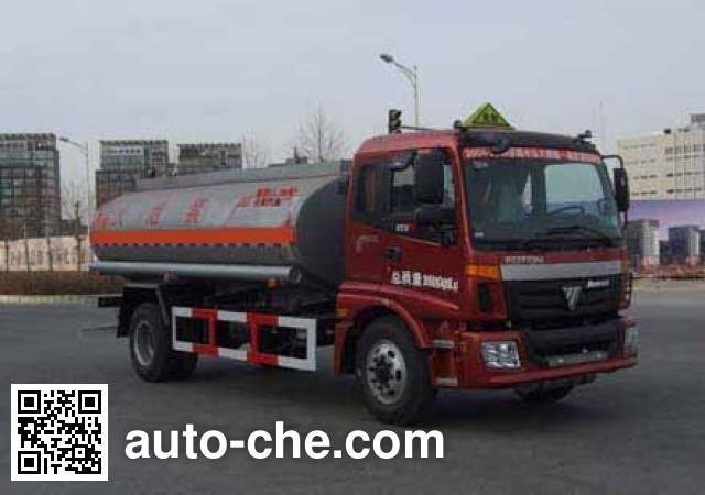 Sanxing (Beijing) BSX5163GYYB1 oil tank truck