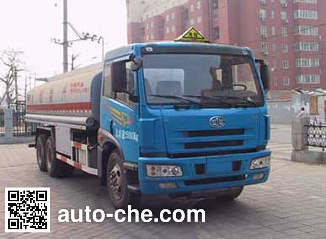 Sanxing (Beijing) BSX5254GYY oil tank truck