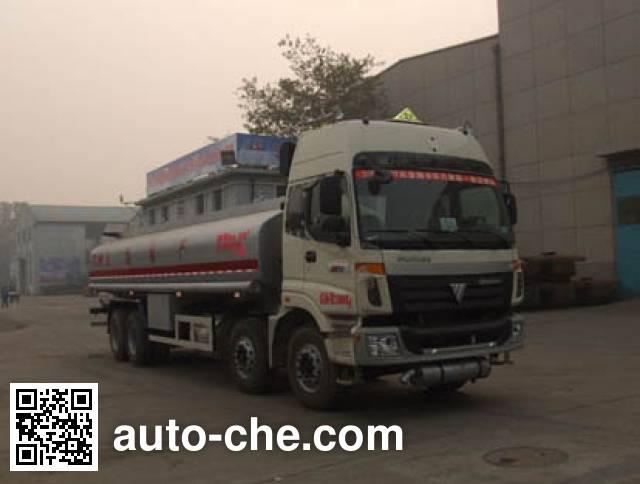Sanxing (Beijing) BSX5317GYYB oil tank truck