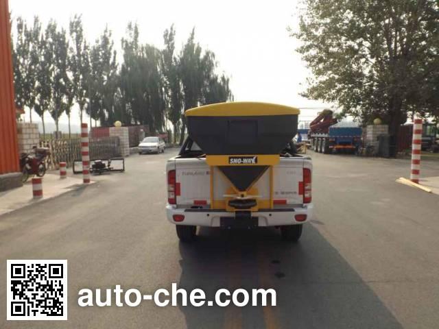 Zhongyan BSZ5030TCXC5 snow remover truck