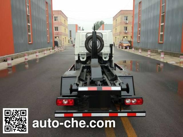 Zhongyan BSZ5039ZXXC5 detachable body garbage truck
