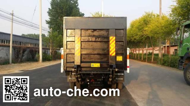 中燕牌BSZ5043TQPC5气瓶运输车