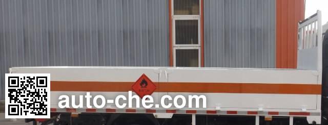 Zhongyan BSZ5043TQPC52 gas cylinder transport truck