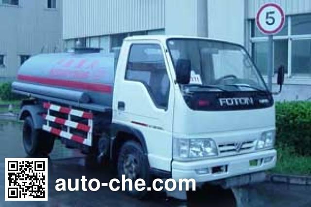 中燕牌BSZ5050GYY运油车