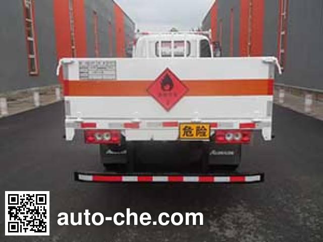Zhongyan BSZ5083TQPC4 gas cylinder transport truck