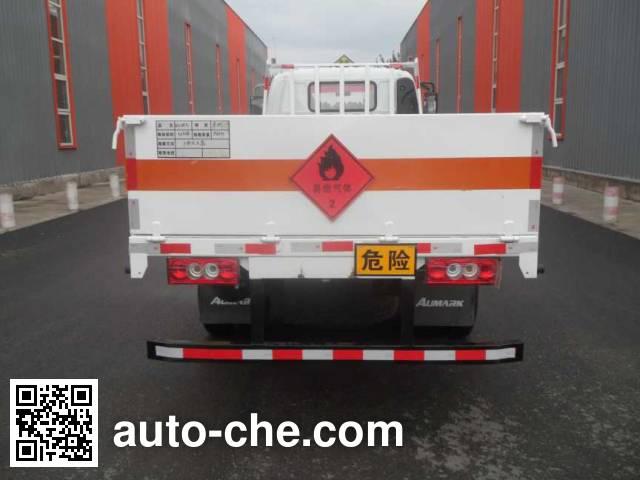 中燕牌BSZ5083TQPC5气瓶运输车