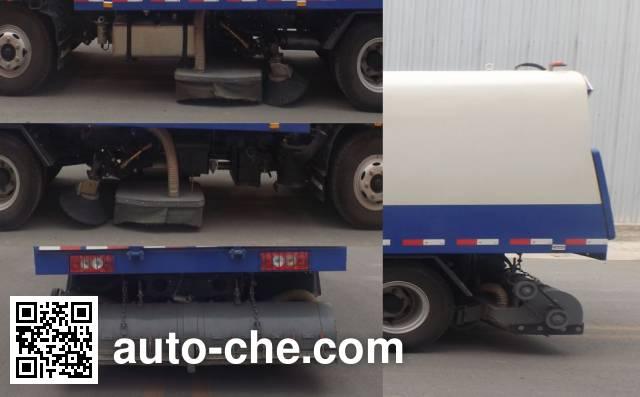 Zhongyan BSZ5083TXCC5T033 street vacuum cleaner