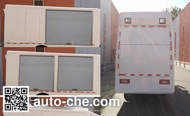 Zhongyan BSZ5083XJCC5BD01 inspection vehicle