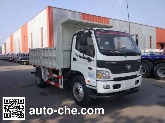 Zhongyan BSZ5103ZLJC5 dump garbage truck