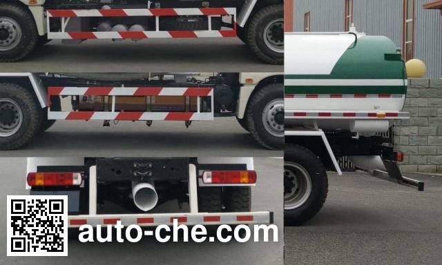 Zhongyan BSZ5163GXEL5 suction truck