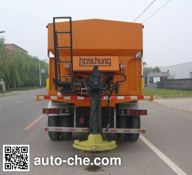 Zhongyan BSZ5163TCXC3T036 snow remover truck