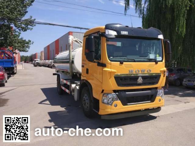 Zhongyan BSZ5164GXEC5 suction truck