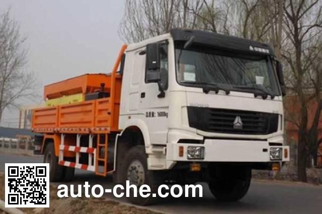 Zhongyan BSZ5164TCXC4T052 snow remover truck