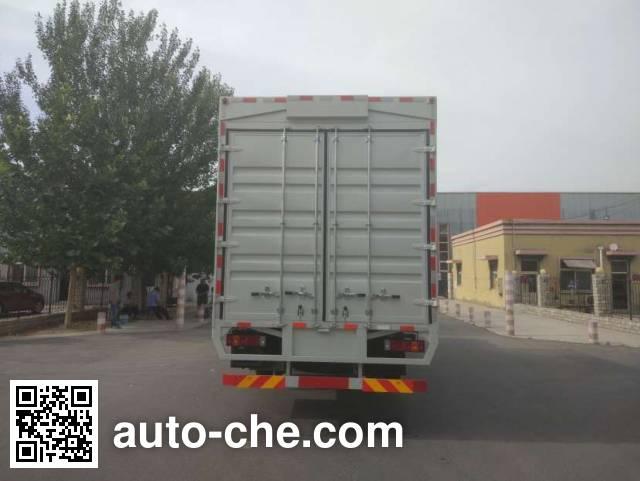 Zhongyan BSZ5164XYKC51 wing van truck