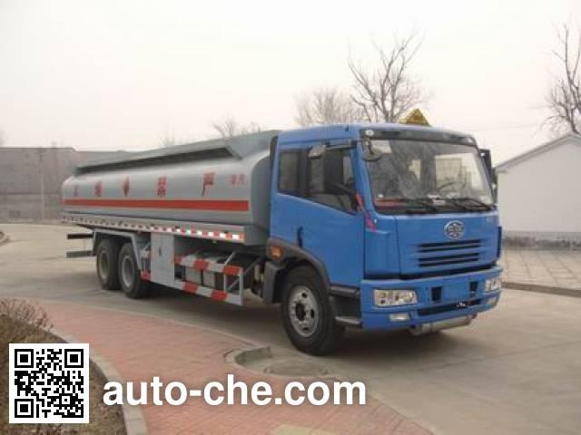 中燕牌BSZ5250GYYC4T156运油车