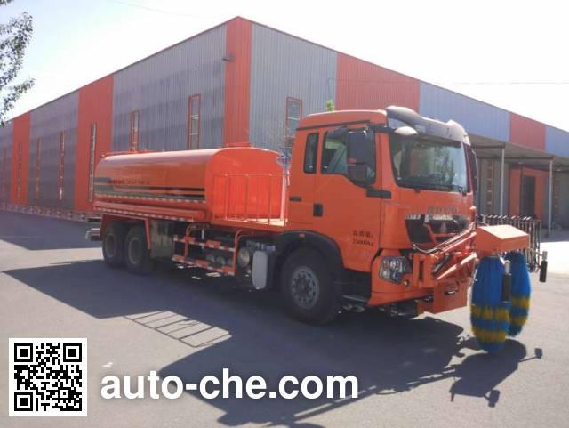Zhongyan BSZ5254GSSC5 sprinkler machine (water tank truck)