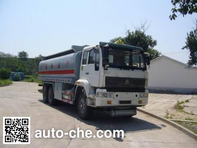 中燕牌BSZ5254GYYC3T144运油车
