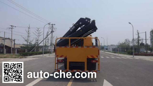 Zhongyan BSZ5261JJH weight testing truck