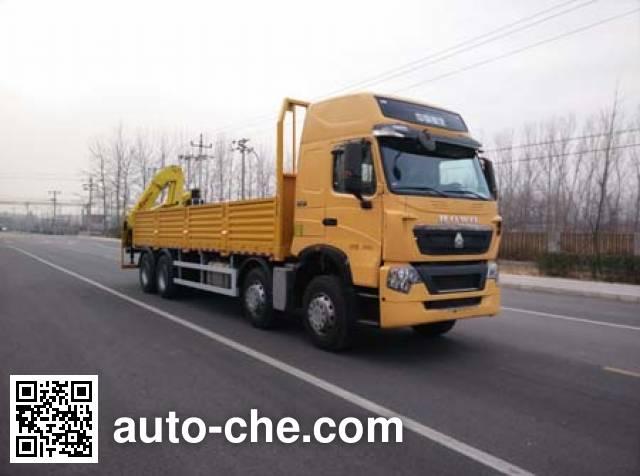 Zhongyan BSZ5315JJH weight testing truck