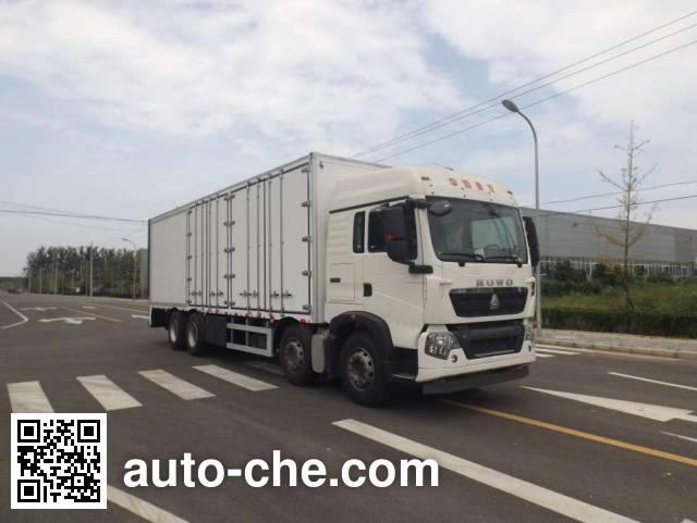 Zhongyan BSZ5320JJHXYW weight testing truck