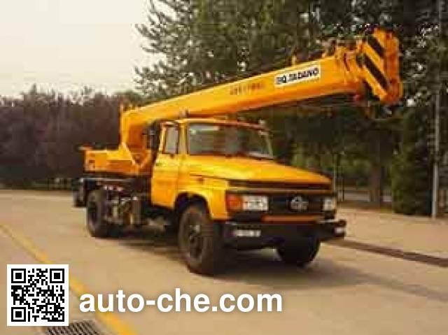BQ.Tadano BTC5111JQZBT-80A truck crane