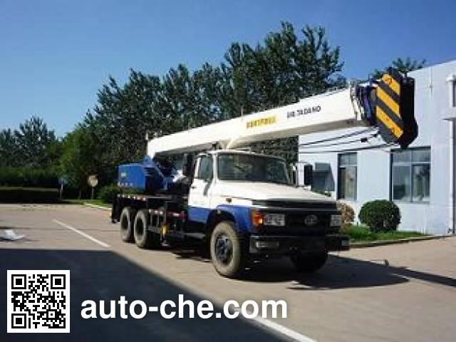 BQ.Tadano BTC5161JQZBT-120A truck crane
