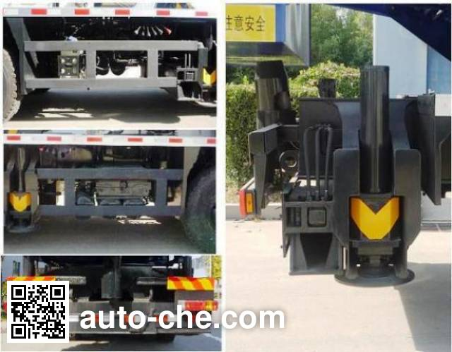 BQ.Tadano BTC5320JQZGT-250E5 truck crane