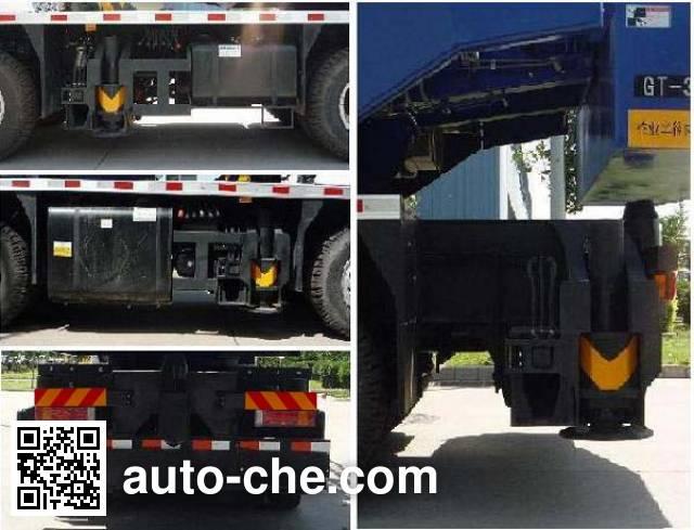 BQ.Tadano BTC5343JQZGT-350E truck crane