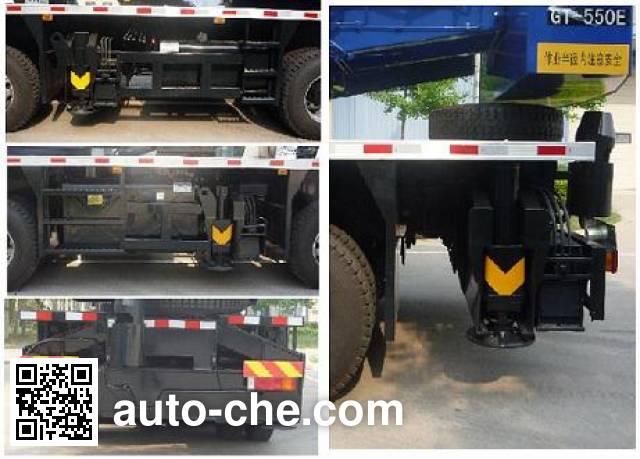 BQ.Tadano BTC5423JQZGT-550E truck crane