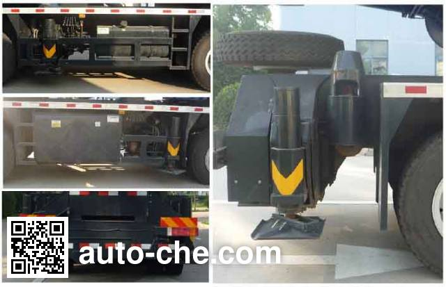 BQ.Tadano BTC5460JQZGT-750E truck crane