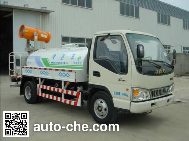 Tianlu BTL5070GPS sprinkler / sprayer truck