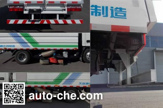 Tianlu BTL5073TXCH5 street vacuum cleaner