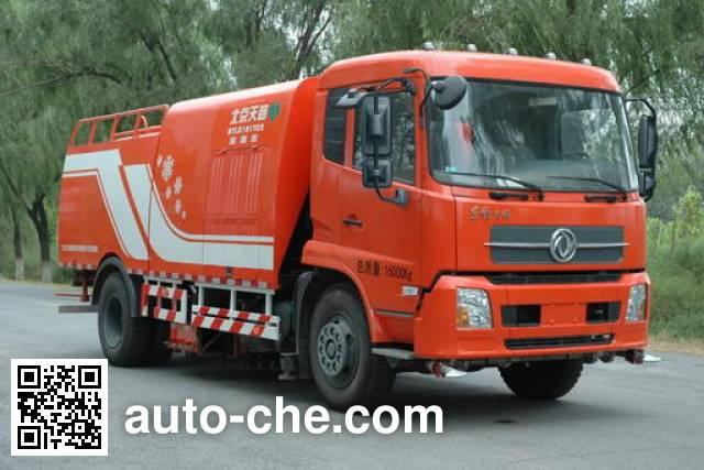 Tianlu BTL5161TCX snow remover truck
