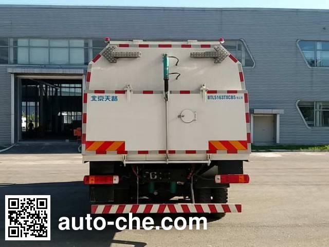 Tianlu BTL5163TXCB5 street vacuum cleaner