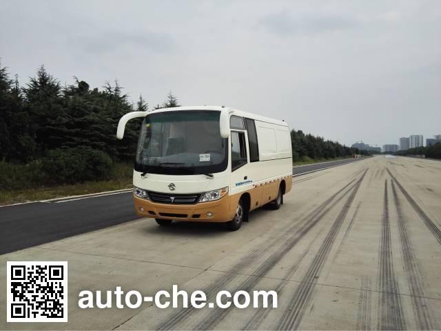 齐鲁牌BWC5061XXYKH厢式运输车