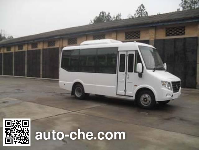 齐鲁牌BWC6581GH城市客车
