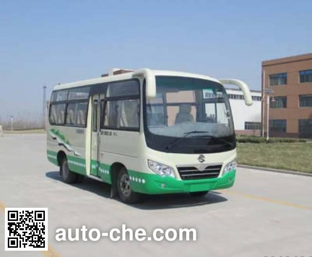 齐鲁牌BWC6605KAN客车