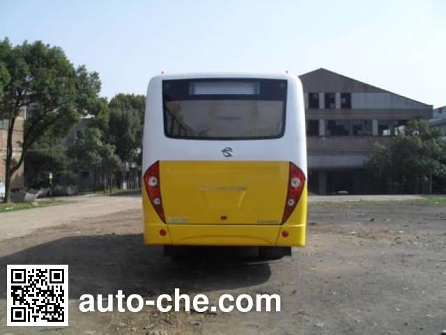 齐鲁牌BWC6665GA5城市客车